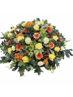 coussin rond  funéraire a partir de 100.00 €