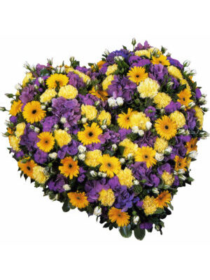 cœur décoratif  funéraire a partir de 120.00 €